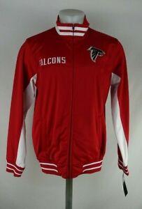 Atlanta Falcons NFL G-III Men's Full-Zip Track Jacket
