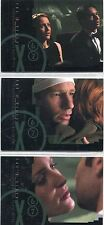 X Files Seasons 6 & 7 Complete Box Loader Chase Card Set BL1-3