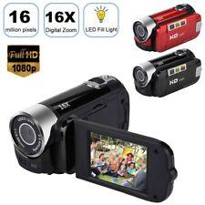 Full HD 1080P 16MP Digital Video Camera DV 2.7'' Camcorder TFT LCD 16x Zoom NEW