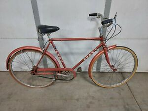 Vintage Mens Puch Toledo Bicycle 3 speed sturmey archer shifter 26 in tire