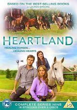 Heartland . The Complete Season 9 . Series Nine . 5 DVD . NEU . OVP