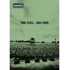 Time Flies... 1994 - 2009 Oasis DVD UK RKIDDVD66 BIG BROTHER RECORDINGS 2010