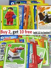 More details for sainsburys lego create the world lego cards 2020 living amazingly pick your own