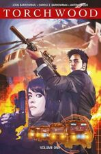 Torchwood: Volume 1: World Without End [New Book] Graphic Novel, Paperback