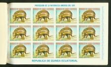 Equatorial Guinea 1977 Armadillo 2.50e proofs (x96)