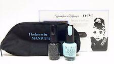 OPI Nail Polish I Believe in Manicures + Black Dress Not Optional H01+H03+bag