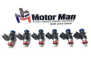 Motor Man   0280158233 5184085AD Bosch Fuel Injector Set Chrysler 200 300 3.6L