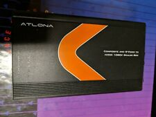 Atlona AT-520HD Composite to HDMI Scaler