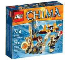 Lego Legends of Chima 70229 Lion Tribe Set