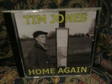 "Tim Jones,""Home Again"" (New CD)"