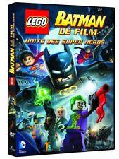 LEGO Batman the film Unité great héros DVD NEW BLISTER PACK