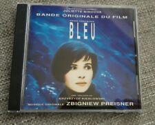 TROIS COULEURS BLEU CD SOUNDTRACK SCORE - ZBIGNIEW PREISNER