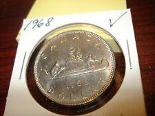 1968 - Canada Dollar - High Grade - Canadian $1 coin