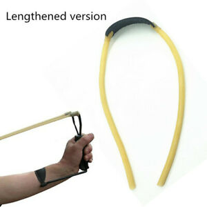 Universal Heavy Pull Slingshot Replacement Rubber Band Latex Tubing for Hunting