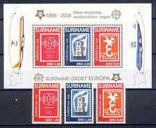 50 Jahre Europamarken, Cept - Surinam - 2028-2030, Bl.100 ** MNH 2006