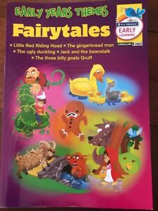 NEW Early Years Themes - Fairytales by R.I.C. Publications