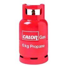 Calor Gas Cylinders 6kg Propane