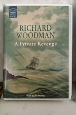 A Private Revenge by Richard Woodman: Unabridged Cassette Audiobook (RR3)