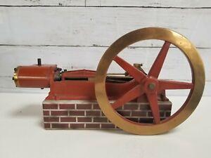 RARE. 1800s PM Research #1 Steam Engine replica. Model steam Engine. Cast Iron.