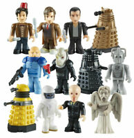 Doctor Who Character Building Figures