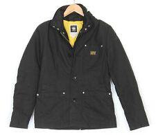 G-STAR CARSON BLAZER Black Cotton Jacket Men Size M MJ1256