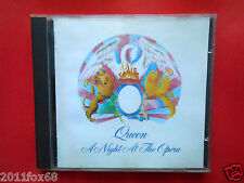 cd,compact disc,queen,a night at the opera,the prophet's song,bohemian rhapsody