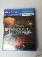 Super Stardust Ultra VR Playstation 4 PS4 Brand New Factory Sealed