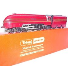 Hornby OO 1:76 LMS CORONATION STREAMLINED KING GEORGE VI STEAM LOCOMOTIVE NMB`68