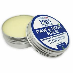 Organic Paw and Nose Balm for Dogs | Repairs, Soothes & Protects | UK Handmade