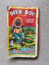 Vintage Firecrackers
