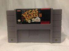 Vegas Stakes (Super Nintendo Entertainment System, 1993)