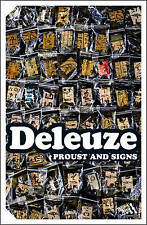 NEW Proust and Signs (Continuum Impacts) by Gilles Deleuze
