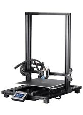 Monoprice MP10 3D Printer 300mmx300mmx400mm Build Area Used But New Build Plate