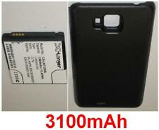 Coque + Batterie 3100mAh type BL-49PH Pour LG Optimus LTE Tag, F120, F120K,F120L