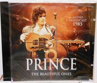 PRINCE + CD + The Beautiful Ones + Radio Broadcast 1985 + 15 starke Songs +