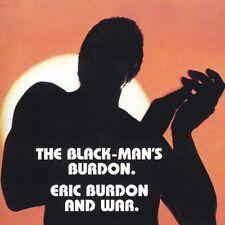 WAR - BLACK-MAN'S BURDON (CD) Sealed