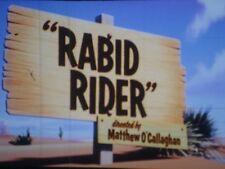 "35mm Color Cartoon ""RABID RIDER"" Road Runner ~~ C ~~"