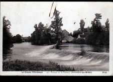 LAVAVEIX-les-MINES (23) VILLAS & USINE en BORDS de la CREUSE en 1939