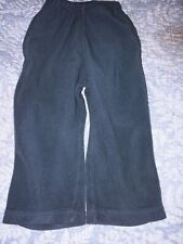 Columbia Boys Sz 2T Gray Fleece Elastic Waist Pants. Soft Comfortable