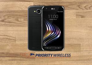 LG X Venture Rugged 32GB US701 GSM Unlocked Smartphone Brand New