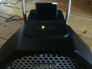 Bluetooth Adapter for Yamaha PDX-11 Speaker for iPod iPhone - Black