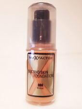 Max Factor Maxfactor Second Skin Make Up Foundation 080 Bronze Neu