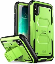 iPhone X / XS Case ArmorBox V2 i-Blason Tempered Glass Screen Protector