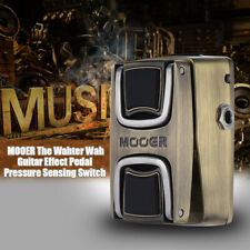Mooer The Wahter Wah Pedal Classic Wah Tone Micro Guitar Effect Pedal US