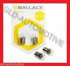 Lampadine Auto BA15S G18 12V 15W BALLACK  Originale a filamento Omologate Luci