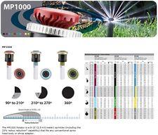 5 Buses MP ROTATOR 1000 Rotative Arroseur HUNTER Réglable 210°>270° /603MP10TQ0O