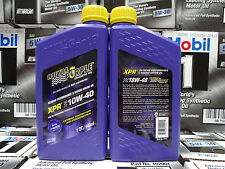 Royal Purple Engine Oil  XPR 10w-40 1 US-Quart