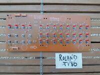 Parts Keyboard ROLAND 90' JV80 JV SWITCH BOARD B  VG CONDITION