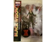 MARVEL SELECT - BLACK WIDOW - SPECIAL COLLECTOR EDITION ACTION... - (NUEVO/MINT)