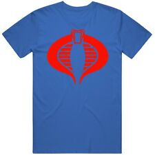 Cobra Commander G.I. Joe T Shirt Many Colors T Shirt